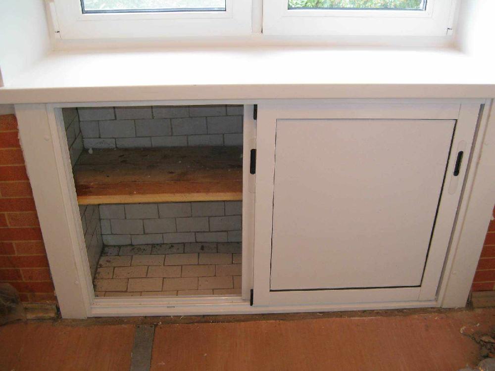 Зимний холодильник под окном отделка своими руками фото 55