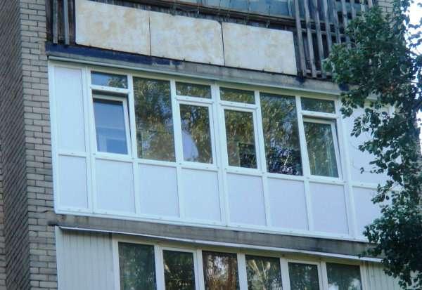 Фото пластиковые окна лоджии 6 метров.