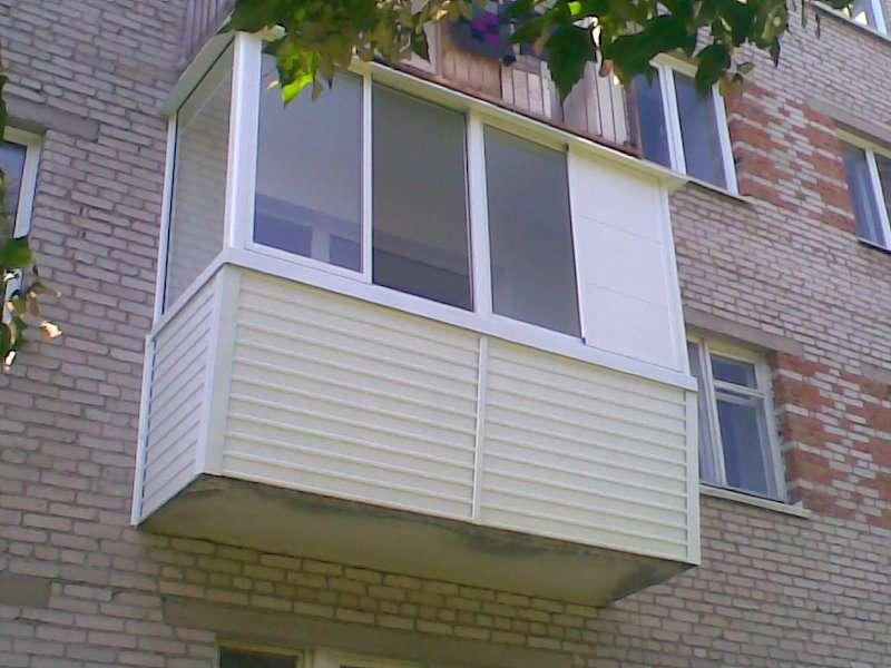Остекляем и отделываем балконы и лоджии - viplast.inkaut.ru.